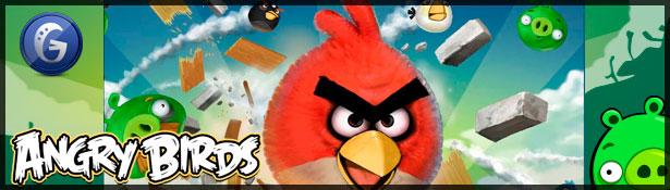 Angry Birds – или Злые Птички онлайн