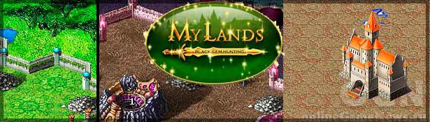 My Lands – пиксельная онлайн стратегия