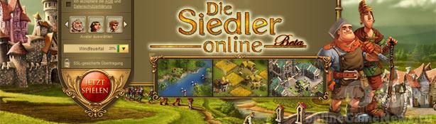 The Settlers - Поселенцы, онлай-стратегия