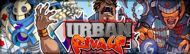 URBAN Rivals - Городские драки